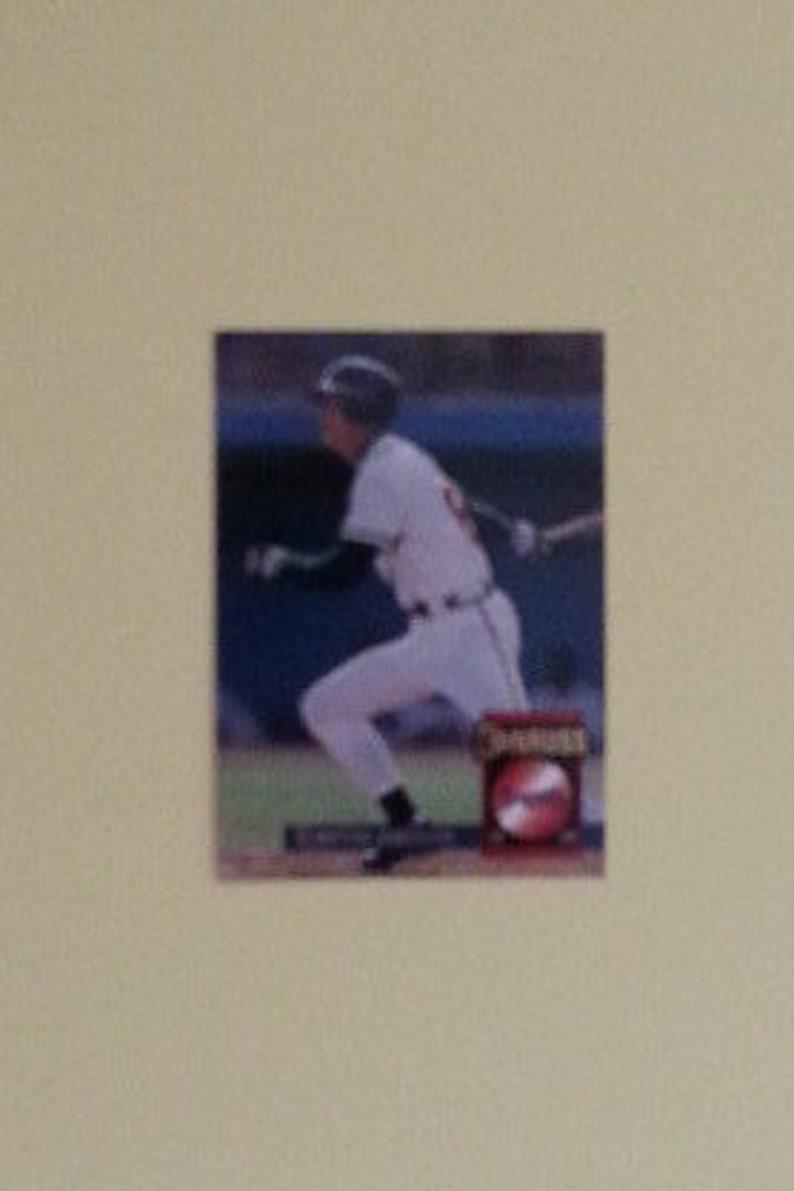 Chipper Jones 1994 Donruss Baseball Card 453 Listed As Etsy