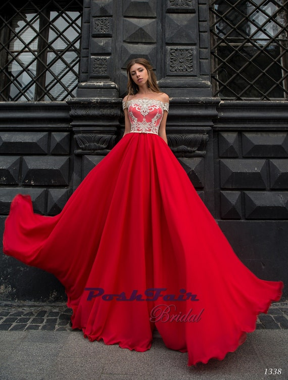 b87042cc7dae 2019 Prom DressBall Gown Tulle Off shoulder Short sleeves