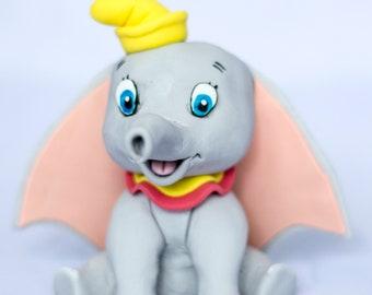 Dumbo cake topper | Etsy