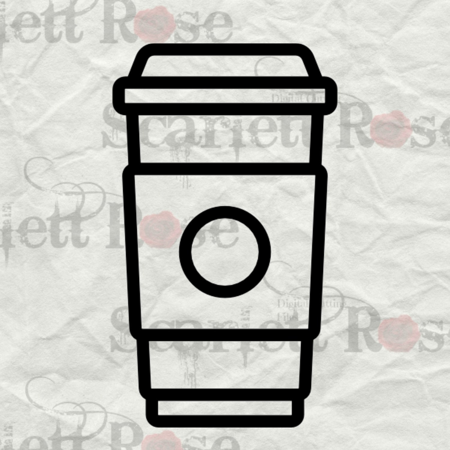Download Coffee Cup SVG svg cutting files for Cricut & Silhouette ...