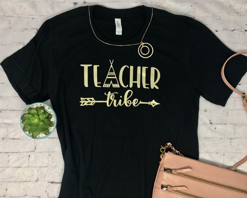 550591658 Teacher Shirts Personalized Teacher Gift for Teacher | Etsy