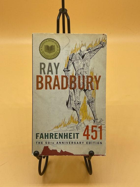Fahrenheit 451 by Ay Bradbury (Mass Market Paperback BCE Edition)