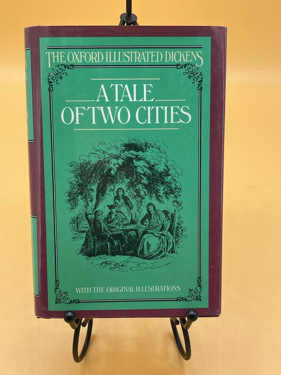 A Tale of Two Cities by Charles Dickens (Oxford Illustrated Dickens)