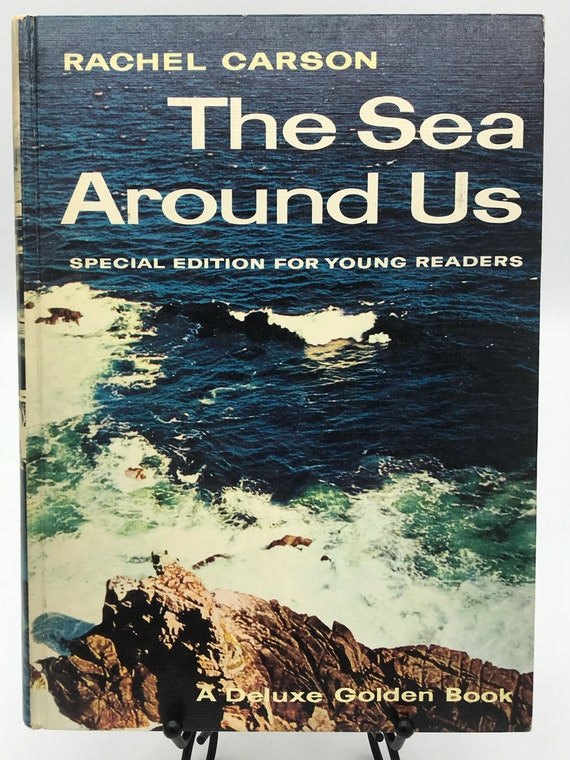 The Sea Around Us by Rachel Carson (Special Edition for Young Readers)