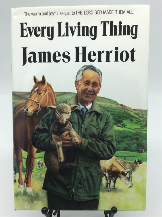 Every Living Thing by James Herriot