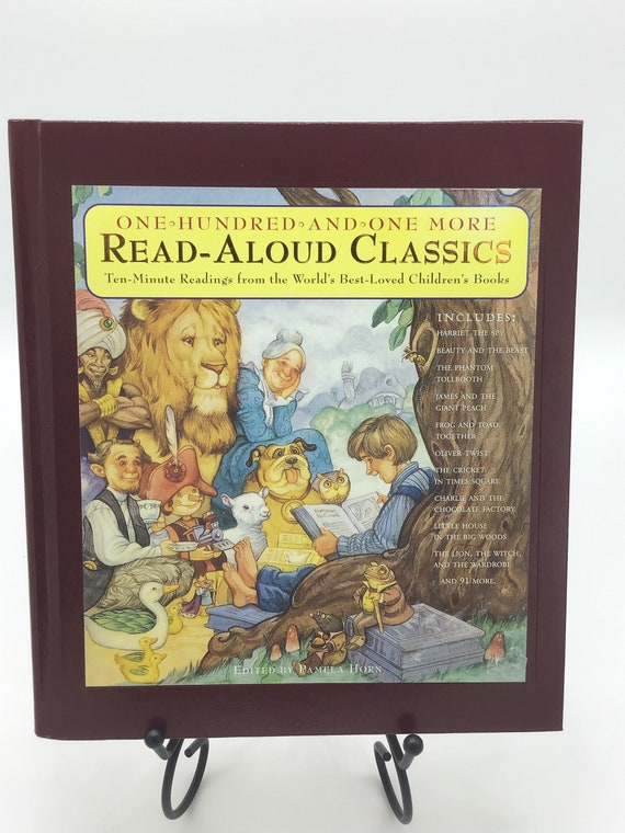 One Hundred and One More Read-Aloud Classics