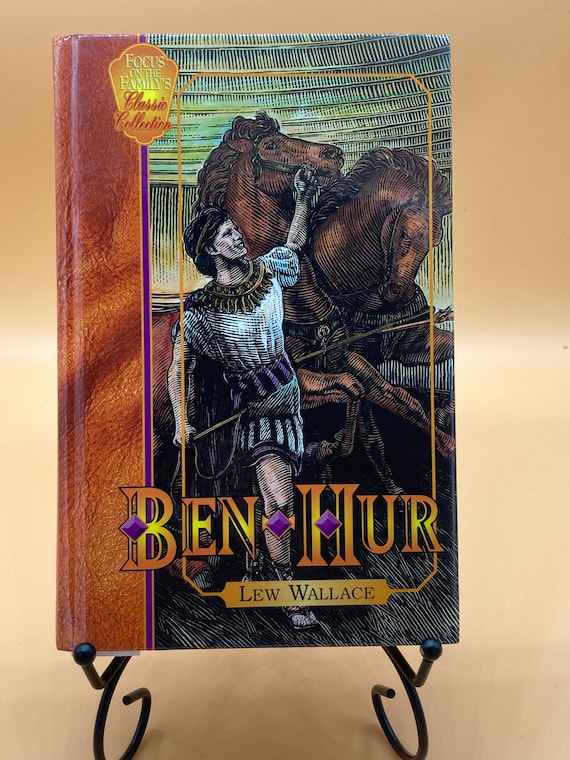 Ben Hur A Tale of the Christ by Lew Wallace