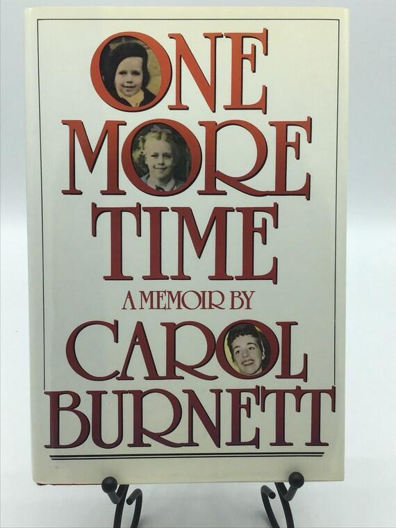 One More Time by Carol Burnett