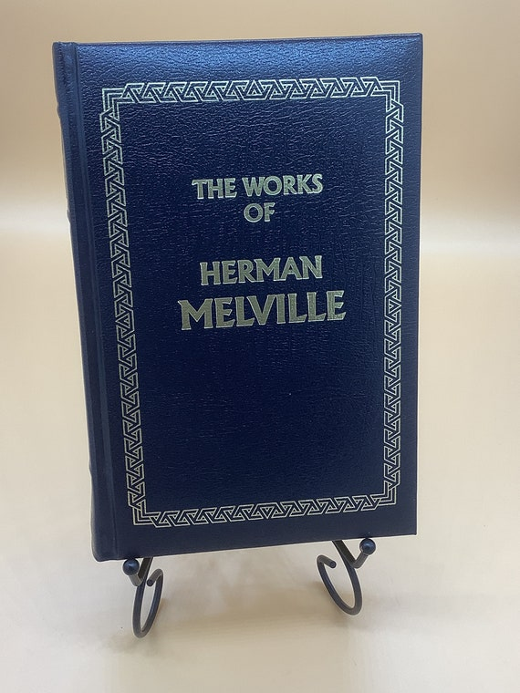The Works of Herman Melville (Moby Dick, Billy Budd)