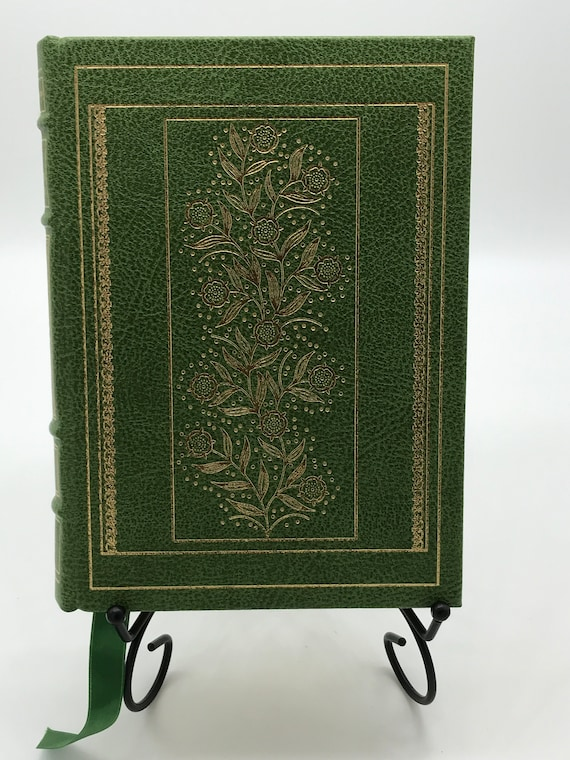 The Origin of Species  Darwin (Franklin Library Limited Edition)