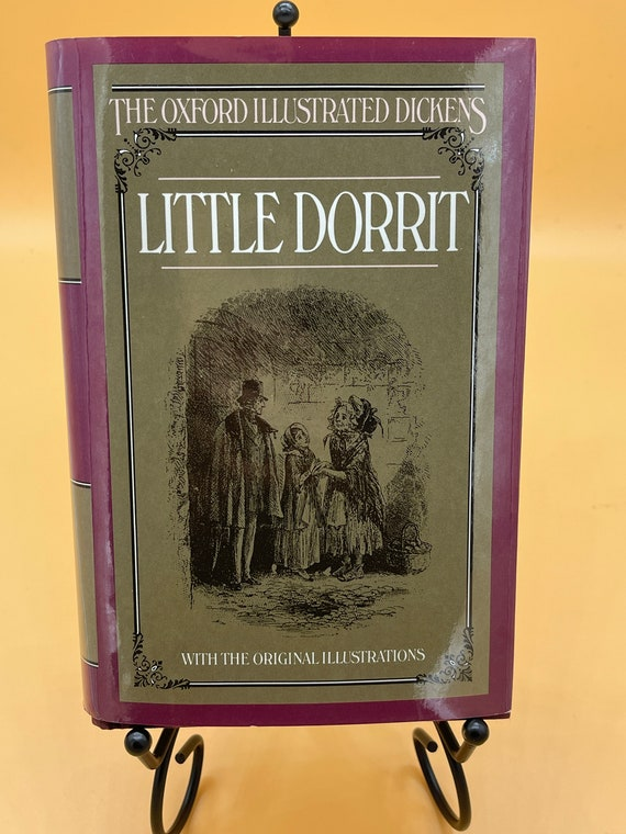 Little Dorrit by Charles Dickens (Oxford Illustrated Dickens)