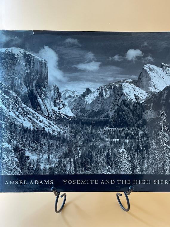 Ansel Adams  Yosemite and The High Sierra
