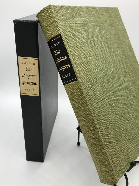 The Pilgrims Progress (Limited Edition) by John Bunyan; William Blake
