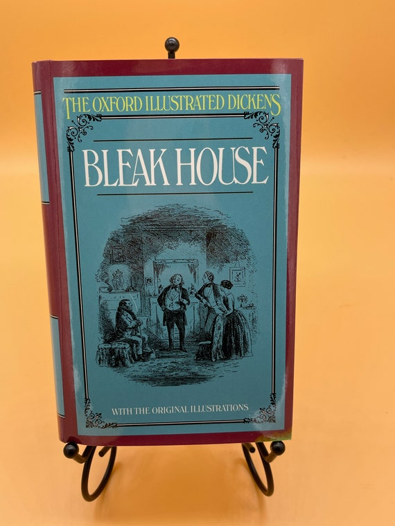 Bleak House by Charles Dickens (Oxford Illustrated Dickens)