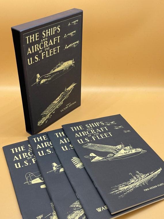 The Ships and Aircraft of the U.S. Fleet Fahey's Victory Edition Naval Institute Press