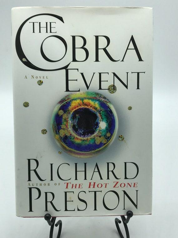 The Cobra Event a Novel by Richard Preston