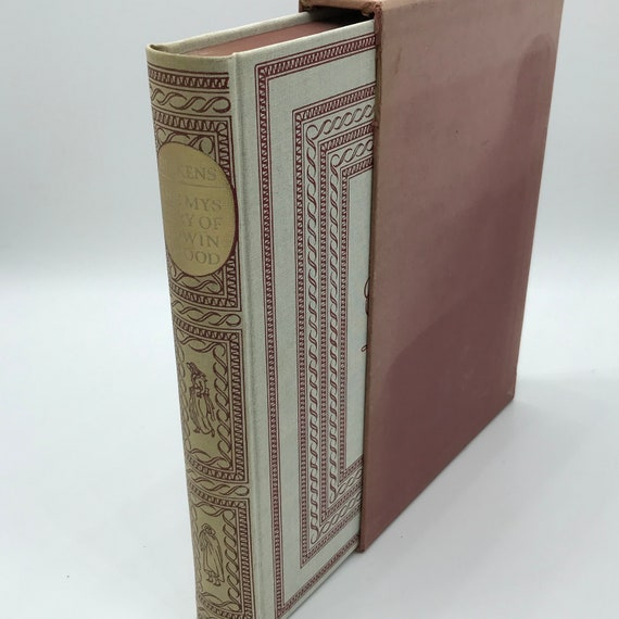 The Mystery of Edwin Drood by Charles Dickens  (Illustrated)