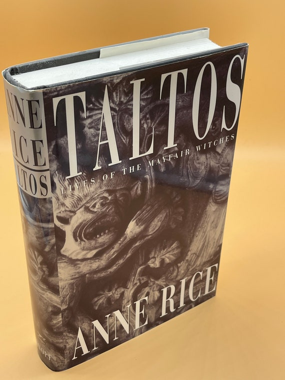 Taltos by Anne Rice (Lives of the Mayfair Witches)