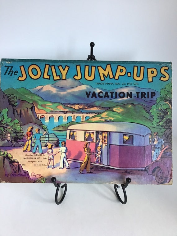 The Jolly Jump Ups Vacation Trip