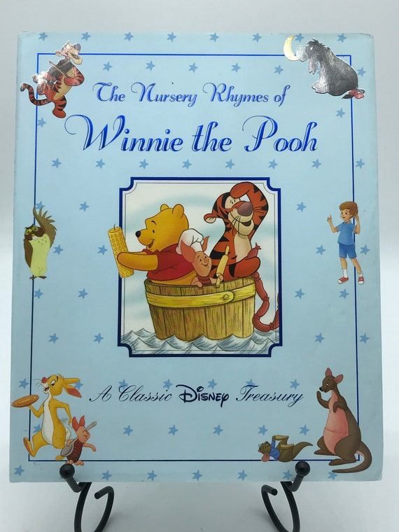 The Nursery Rhymes of Winnie the Pooh ( a Classic Disney Treasury)