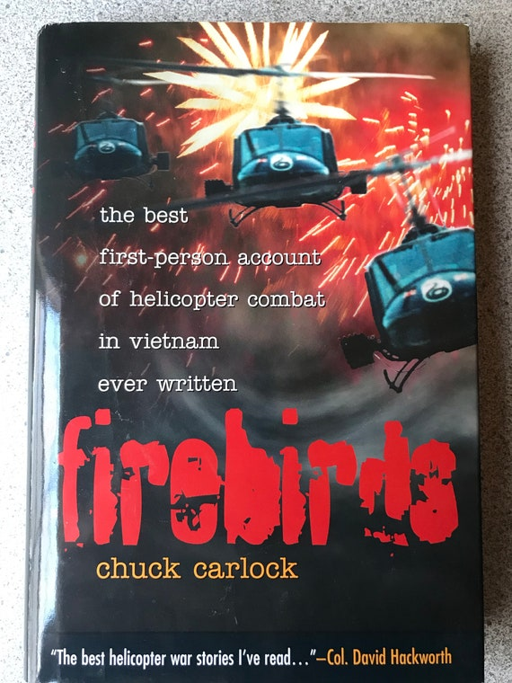 Firebirds by Chuck Carlock