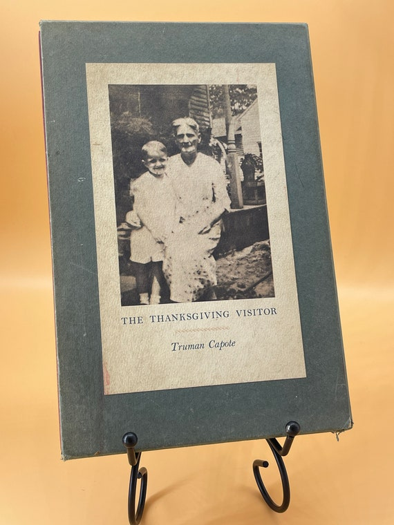 The Thanksgiving Visitor by Truman Capote  (hardcover in slipcase)