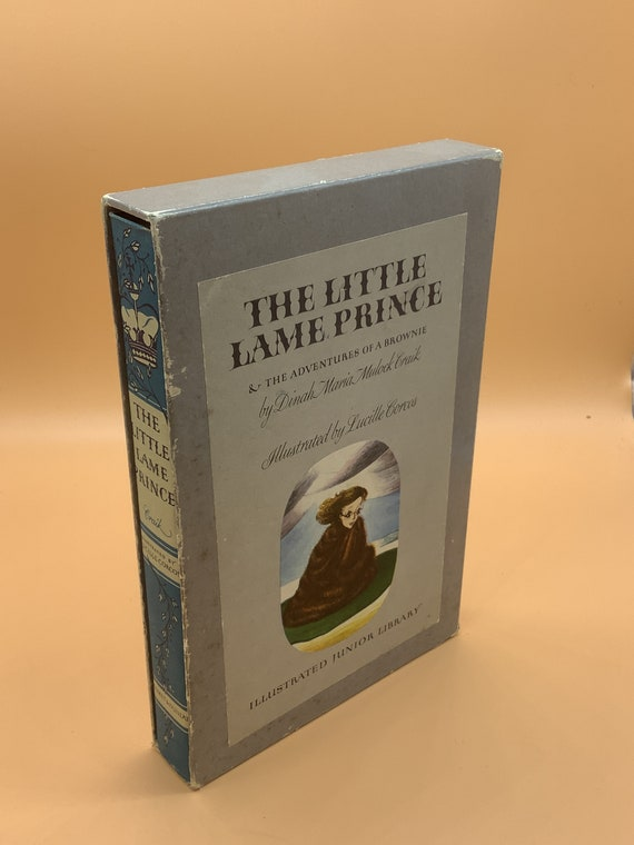 The Little Lame Print & The Adventures of a Brownie  by Dinah Maria Mulock Craik (Illustrated Junior Library)
