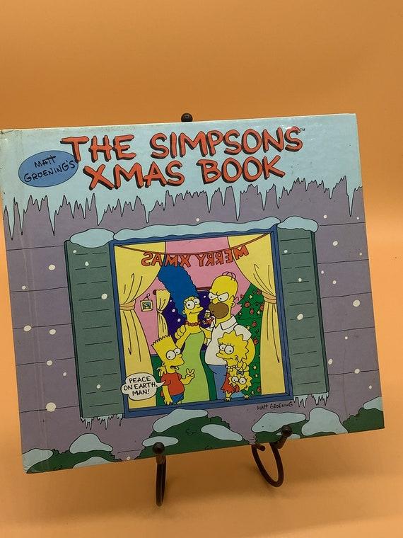 The Simpsons Xmas Book by Matt Groening