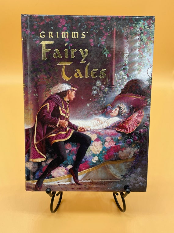 Grimms' Fairy Tales The Brothers Grimm Illustrated Jr. Library