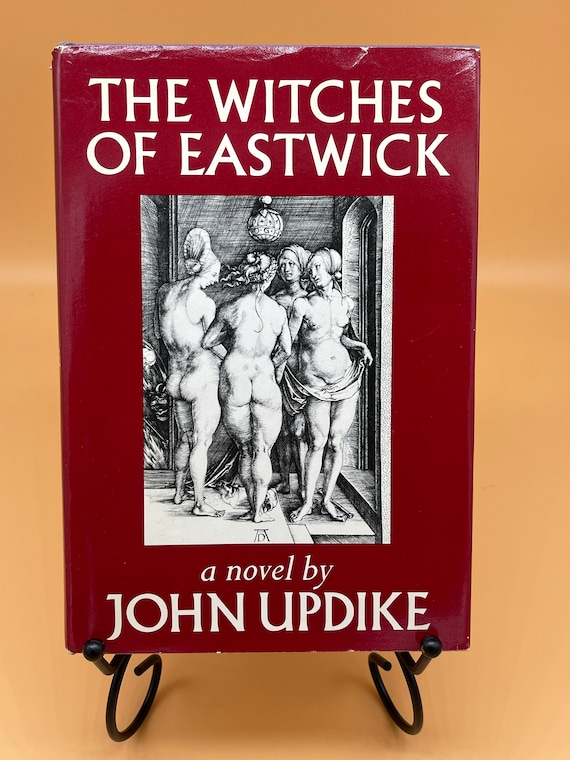 The Witches of Eastwick a Novel by John Updike