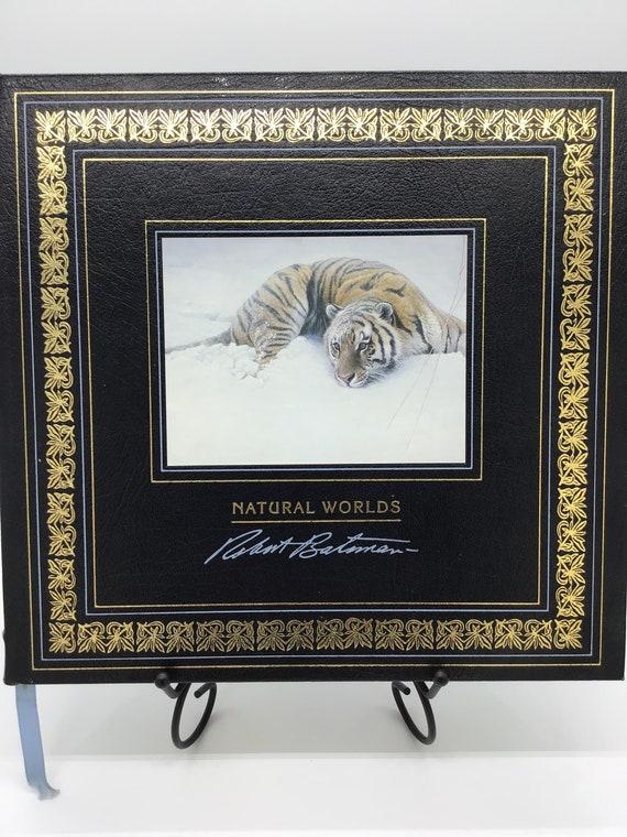 Natural Worlds  Robert Bateman signed collectors edition