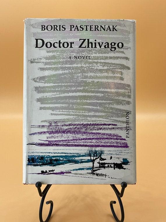 Doctor Zhivago a Novel by Boris Pasternak