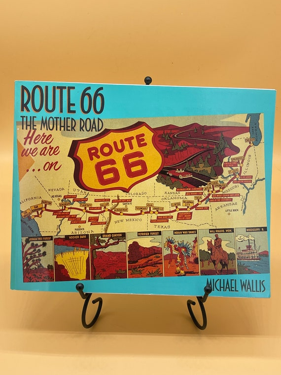 Route 66: The Mother Road (Paperback 1992)