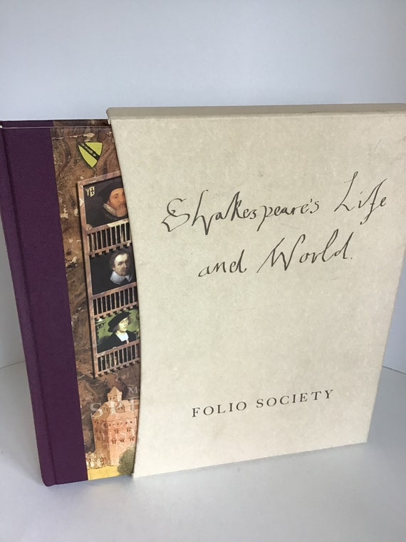 Shakespeare's Life and World by the Folio Society