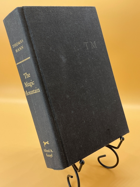 The Magic Mountain by Thomas Mann (1995 Knopf Publishing)