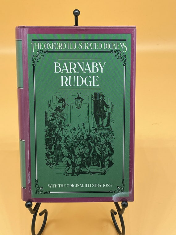 Barnaby Rudge by Charles Dickens (Oxford Illustrated Dickens)
