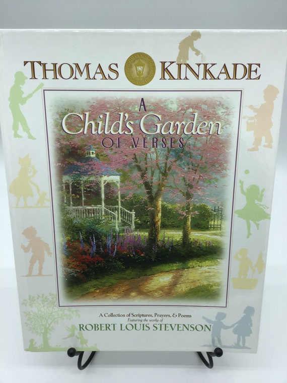 Thomas Kinkade A Child's Garden of Verses