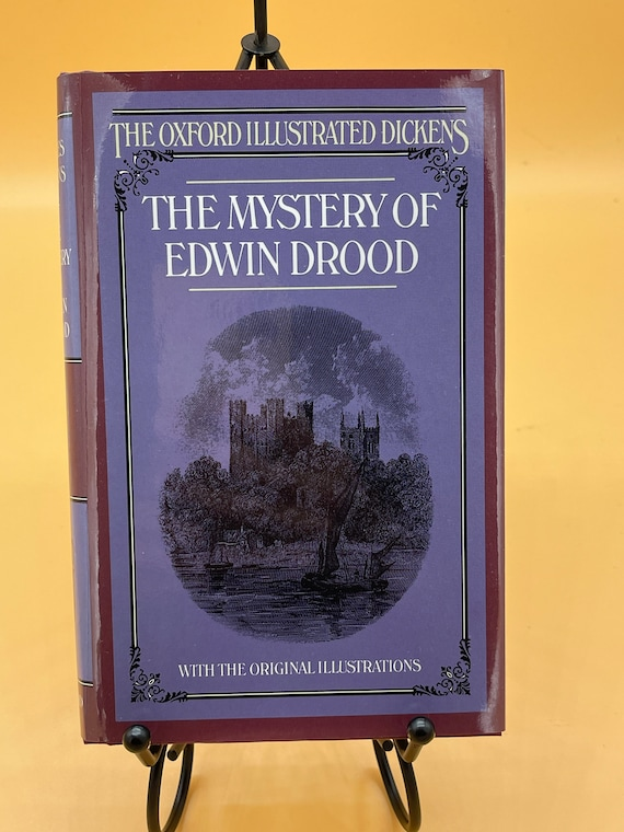 The Mystery of Edwin Drood by Charles Dickens (Oxford Illustrated Dickens)