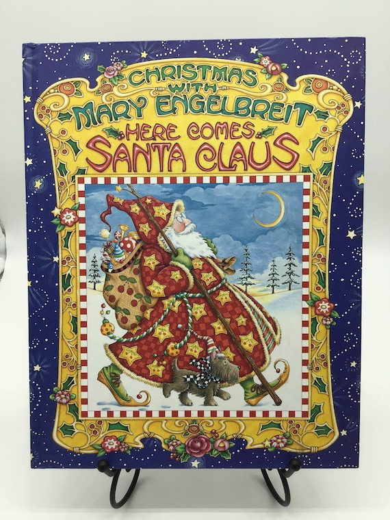 Christmas with Mary Engelbreit  Here Comes Santa Claus
