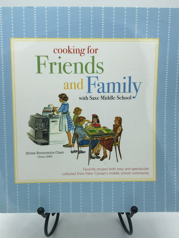 Cooking For Friends and Family with Saxe Middle School