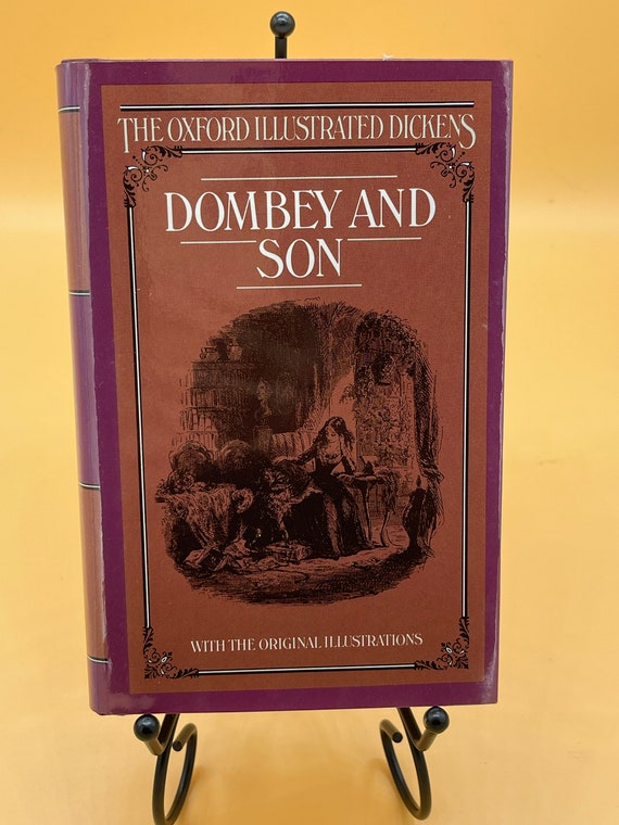 Dombey and Son by Charles Dickens (Oxford Illustrated Dickens)
