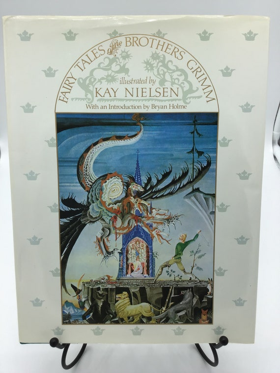 Fairy Tales of The Brothers Grimm illustrated by Kay Nielsen
