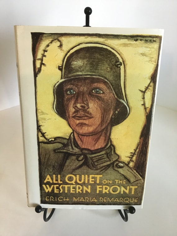 All Quite on the Western Front  Erich Maria Remarque