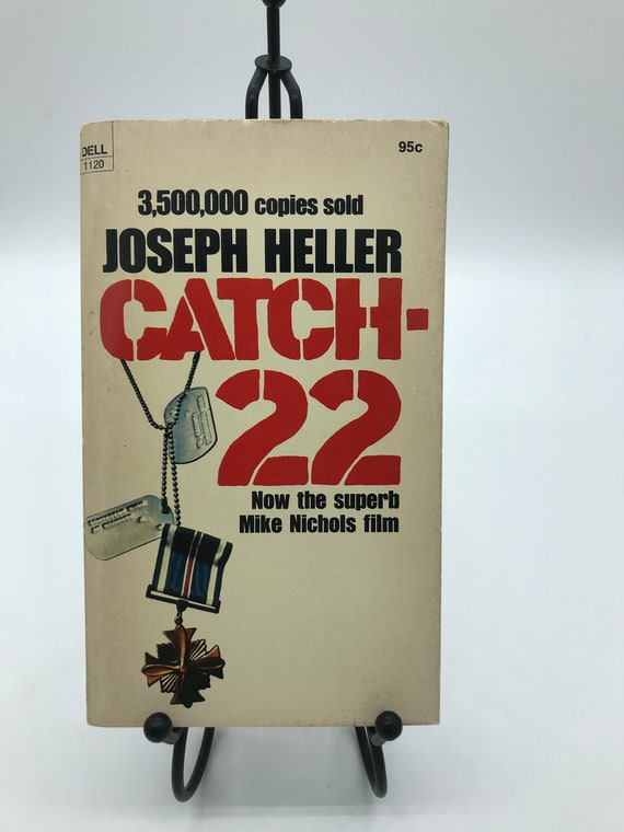 Catch-22 by Joesph Heller (mass market paperback)