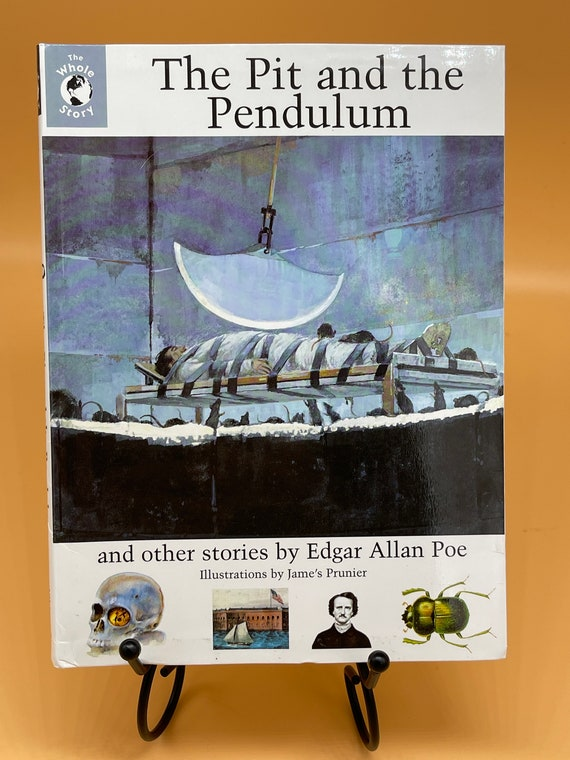 The Pit and the Pendulum and other stories by Edgar Allan Poe