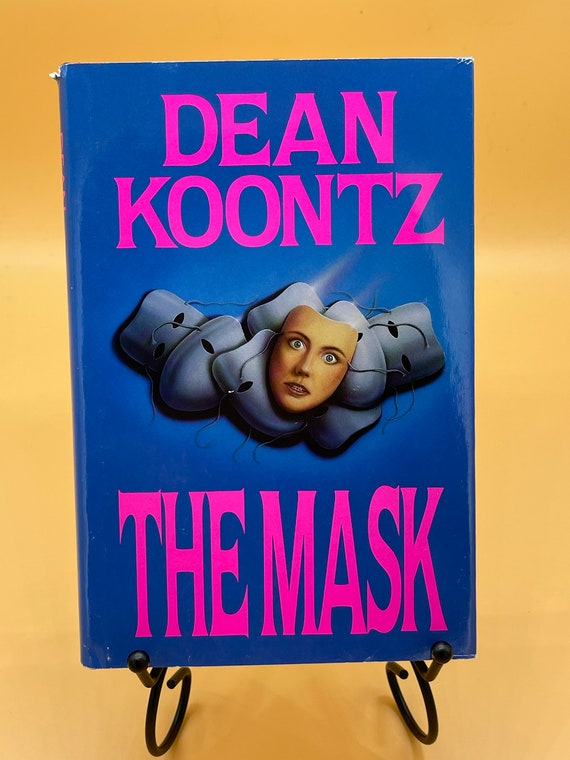 The Mask by Dean Koontz (Book Club Edition)