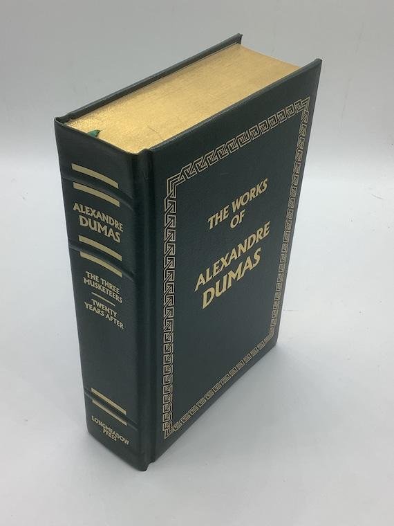 The Works of Alexander Dumas (Longmeadow Press)