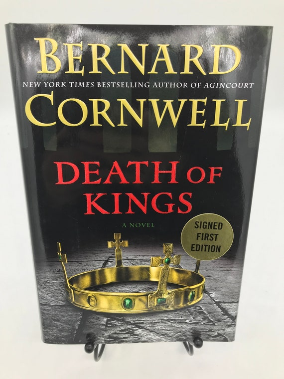 Death of Kings  a Novel by Bernard Cornwell