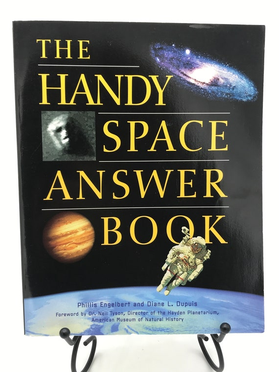 The Handy Space Answer Book