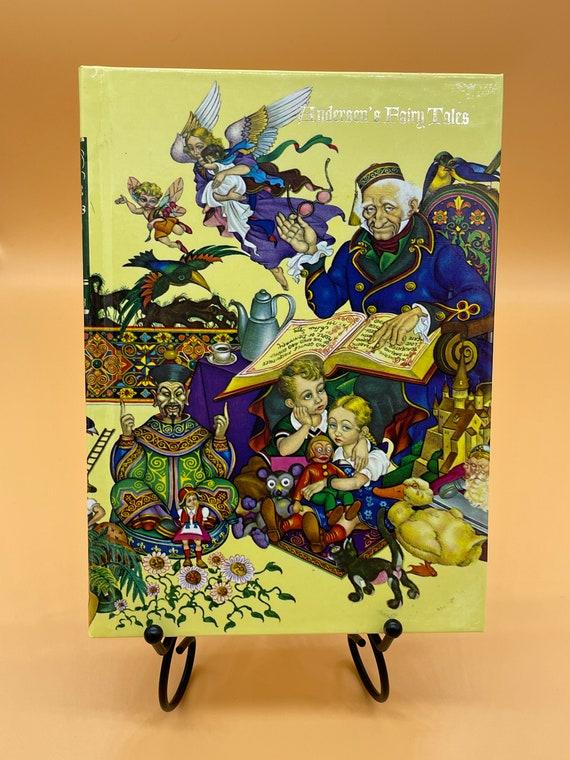 Andersen's Fairy Tales by Hans Christian Andersen Illustrated Jr. Library